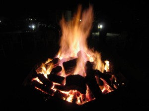 Oktoberfest: Bonfire & Hayride @ The Lake
