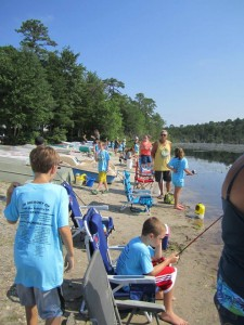 Kids Fishing Tournament 2014